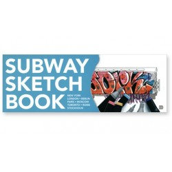 Subway Sketch Book - trainpad