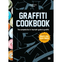 Graffiti Cookbook - kniha