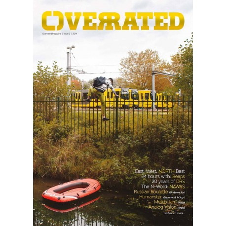 Overrated 2 - graffiti magazín