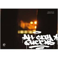 All City Queens - kniha