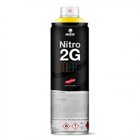 MTN NITRO 2G COLORS - 500ml
