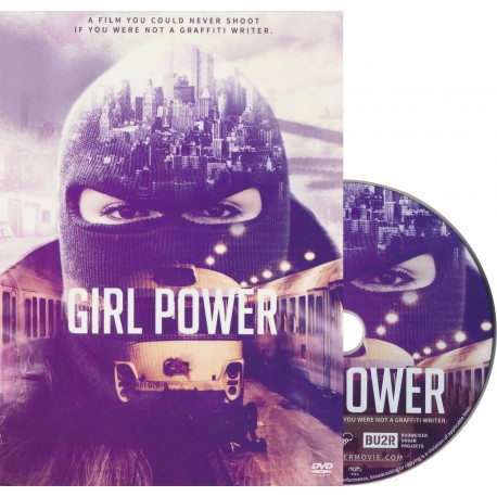 Girl Power DVD