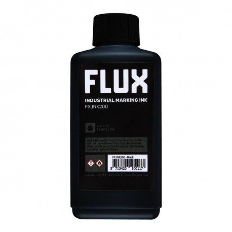 FLUX Industrial Marking Ink - 200 ml