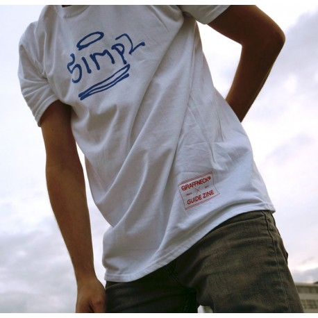 Guide x Graffneck Collabo T-Shirt - Simpl