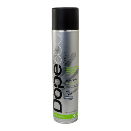 Dope Action black - 600 ml