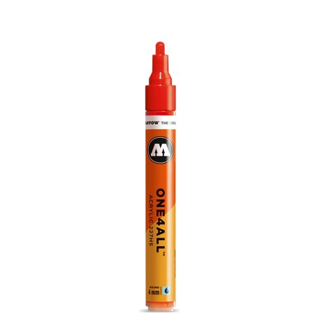 Molotow One4All 227HS - 4 mm