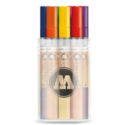Molotow ONE4ALL Twin Main Kit 1 - 12 ks