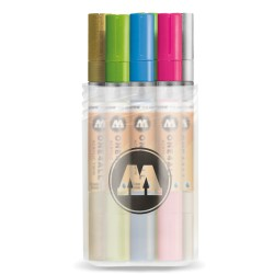 Molotow ONE4ALL Twin Main Kit 2 - 12 ks