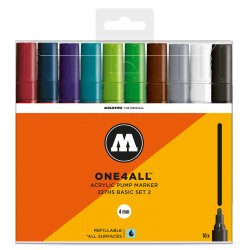 Molotow One4All 227HS Basic Set  2 - 10 ks