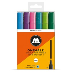 Molotow One4All 227HS Basic Set  2 - 6 ks