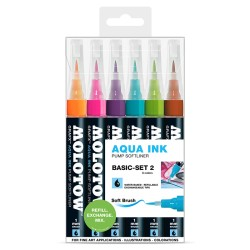 Aqua Pump Softliner Basic Set 2 - 6 ks