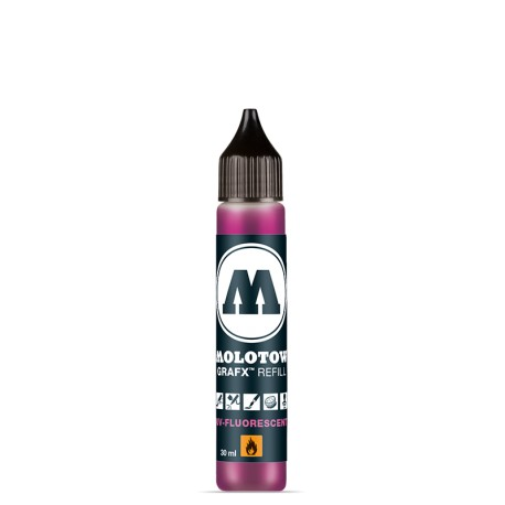 Molotow UV Fluorescent Refill - 30 ml