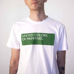 United Colors of Primitives - T-Shirt