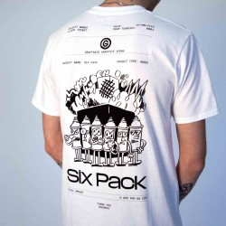 Graffneck T-Shirt 2019 - Six Pack