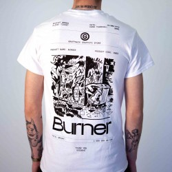 Graffneck T-Shirt 2019 - Burner