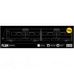 FLUX System Sketch Pad - Copenhagen S-Train
