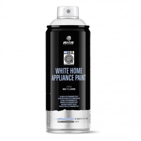 MTN PRO White Home Appliance Paint - 400 ml
