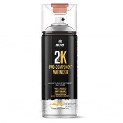MTN PRO 2K Two Component Varnish - 400 ml